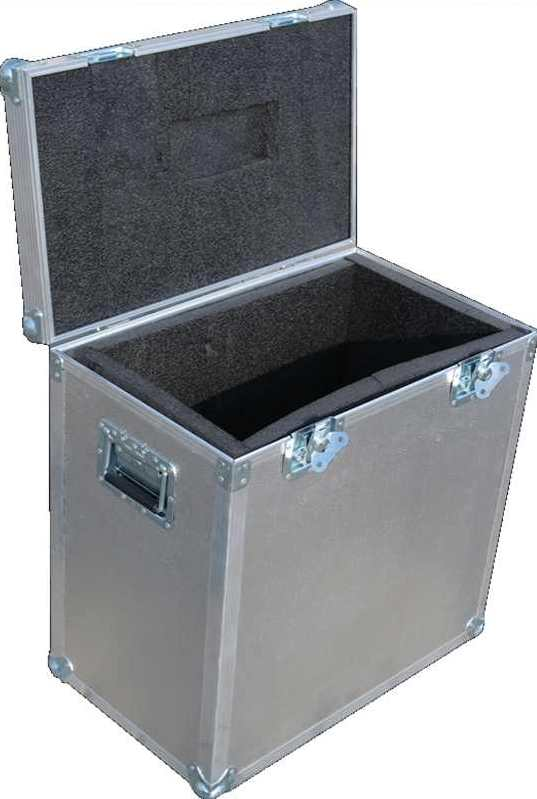 Transport box with wheels for MCC2W-24, MCC1W-48,MCC5,MCC10